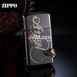 Bật lửa Zippo chính hãng LOVE-ANGEL 2 - Mã SP: BL10118